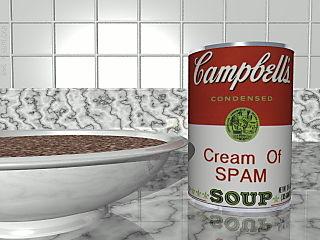 CreamOfSpam