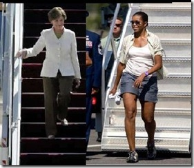 Laura-bush-michelle-obama