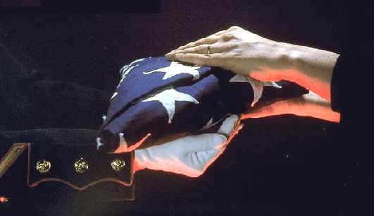 Handsonflag